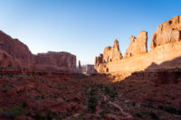 Park Avenue im Arches Nationalpark