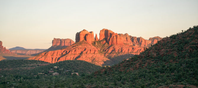 Sedona, Red Rocks und Cathedral Rock